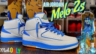 competitive price f0d7e 93c32 I Didn t Know The 2018 Air Jordan Melo 2 s Was a Quick Strike