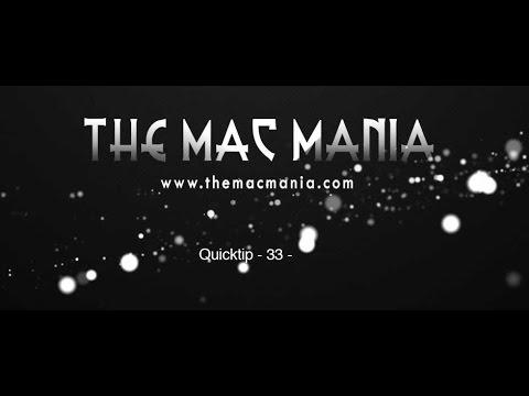 MAC OS X Yosemite Tutorial: notification center
