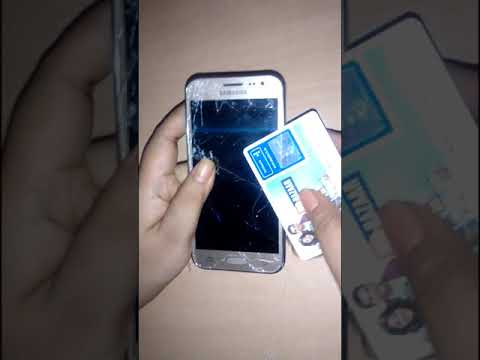 how  to remove broken tempered glass form mobile screen