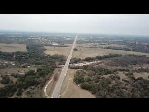 Texas State Route 6 DJI Mavic Pro Unedited Footage