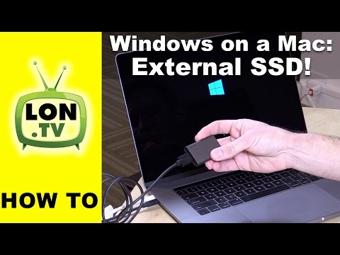 Macbook Tip: How to Install and Run Windows on an external USB Drive - Windows To Go