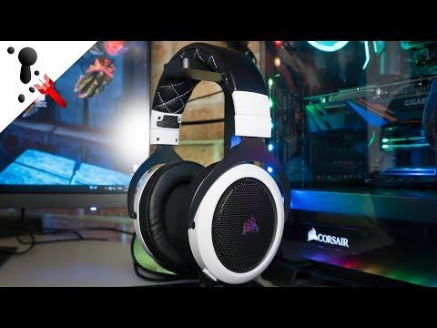 Corsair HS70 Wireless Headset Review