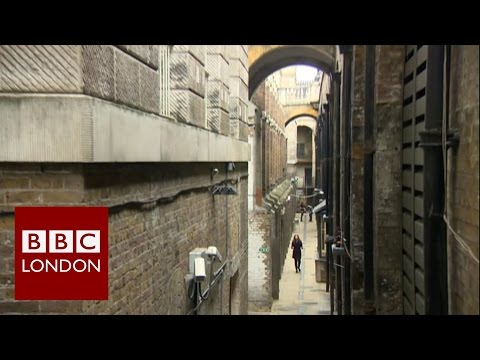 Somerset House offers studio space for emerging talent - BBC London News