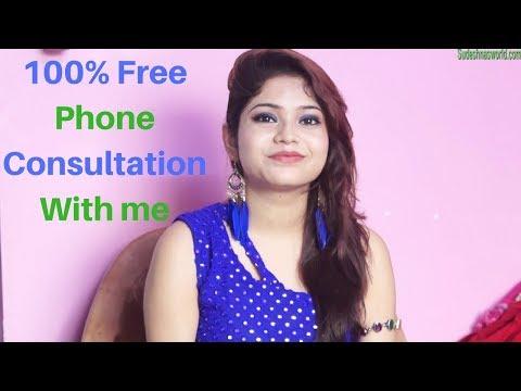 100% free phone consultation on callMe4 app -my ID Sudeshnasworld@cm4