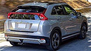 2018 Mitsubishi Eclipse Cross Review--EDGY DESIGN