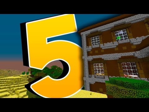 5 MINECRAFT MANSION SEEDS! - Minecraft 1.11 Seeds