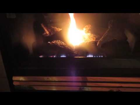 Obadiah's: Gas Fireplace Troubleshooting - First Burn After Re-Assembly