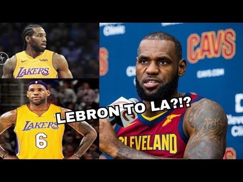 Kawhi Leonard wants out TO LA LAKERS! Lebron to La now?!