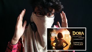 Dora and the Lost City of Gold - Official Trailer REACTION