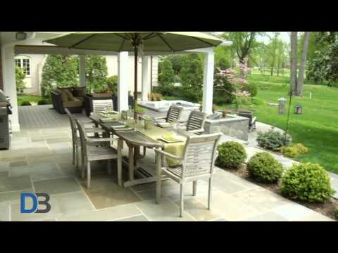 How to Build a Patio: Paver Patios and Flagstone Patios