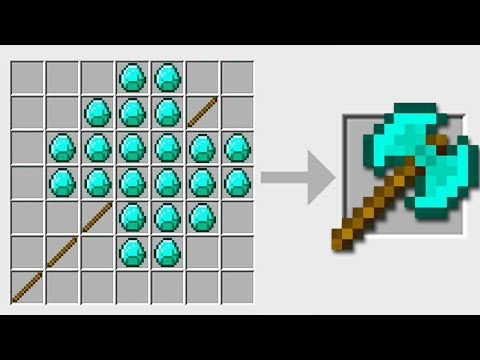 New Weapon Ideas in Minecraft Pocket Edition