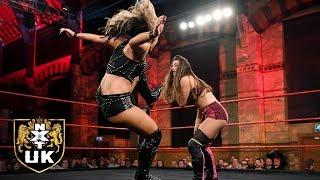 Toni Storm vs. Nina Samuels: WWE NXT UK, Oct. 17, 2018