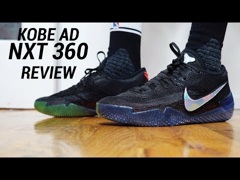 KOBE AD NXT 360 INITIAL REVIEW
