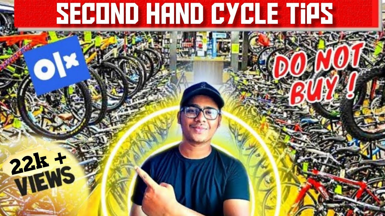 Second Hand Cycle  | HOW TO BUY SECOND HAND CYCLE |  2020 | cycle buying tips