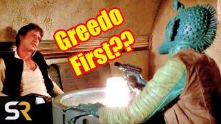 On Disney+'s Version OfStar Wars Greedo Says Ma Klounkee First