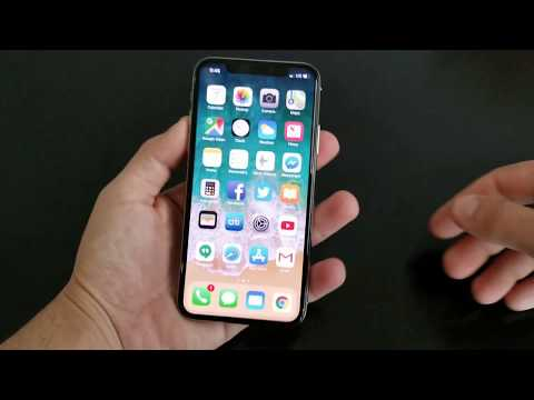 Apple iPhone X Full Review