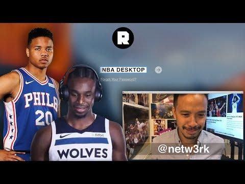 Fultz's Return, LiAngelo's Declaration, and Wiggins   NBA Desktop With Jason Concepcion   The Ringer