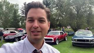 Live from Rock'n August car show!