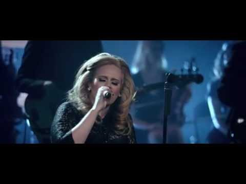 Adele - One and Only (Live)