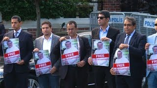 Alleged Saudi Murder of Washington Post Columnist Prompts Calls to Halt U.S. Relations with Regime