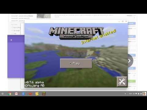 how to get minecraft easy on a chromebook (NO BROWSERSTACK!)