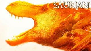 SAURIAN HAS ARRIVED! - Saurian Pre-Alpha Demo Gameplay