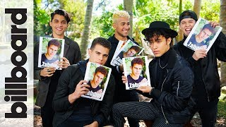 CNCO Plays How Well Do You Know Your Bandmates? | Billboard