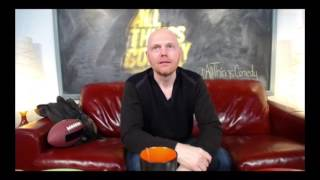Bill Burr watches the Wild Card round, Dolphins Vs. Steelers
