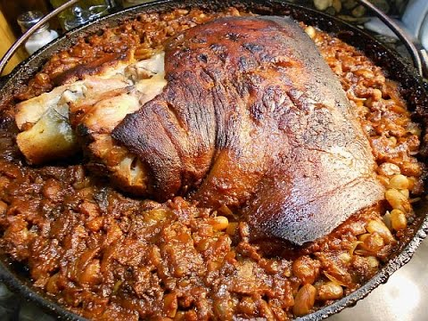 Boston Baked Pork and Beans
