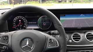 Engineering Mode Mercedes W213 E-Class 2017 - PakVim net HD Vdieos