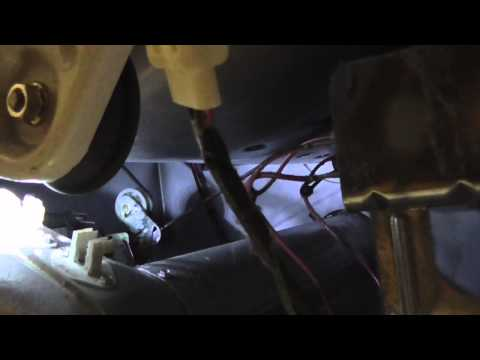 Fixing a squeaking Whirlpool Cabrio Dryer