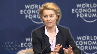 Meet the Co-chairs of the World Economic Forum