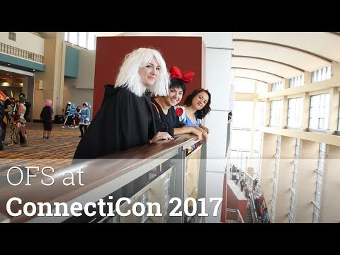OFS at ConnectiCon XV