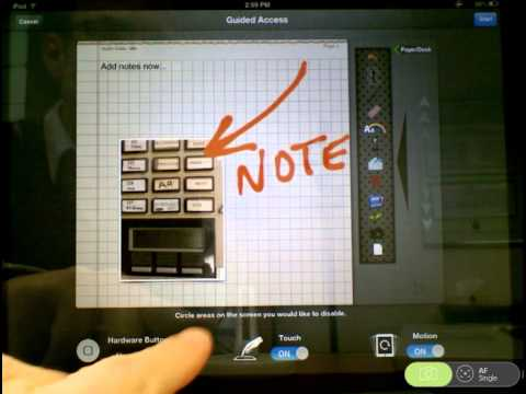 Set up and use Guided Access on an iPad.mp4