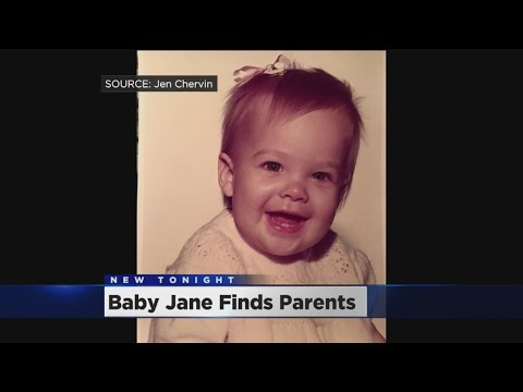 More Than 40 Years Later, Baby Jane Learns Who Abandoned Her As A Newborn