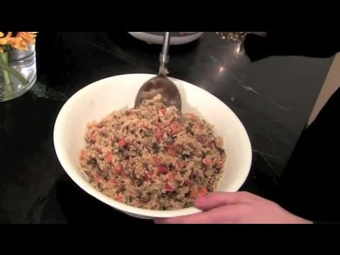 How to Make Fried Rice in a Rice Cooker : Rice Recipes