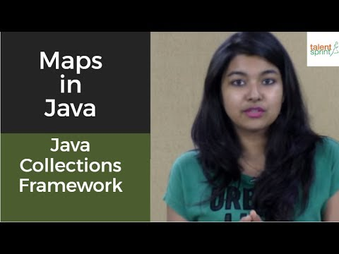 Maps in Java | Java Collections Framework | Java Programming | TalentSprint