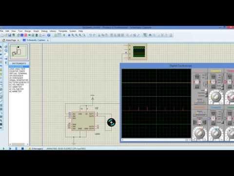PWM: motor speed control(AVR)