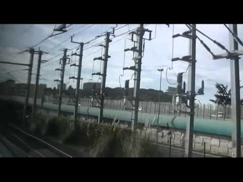 train trajet Nice Ville Cannes
