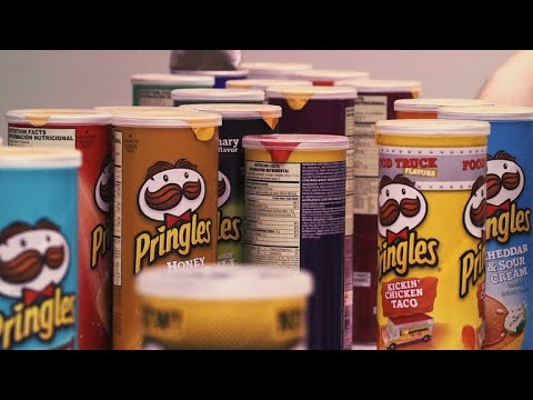 We Tasted 25 Pringles Flavors and Created Original Stacks