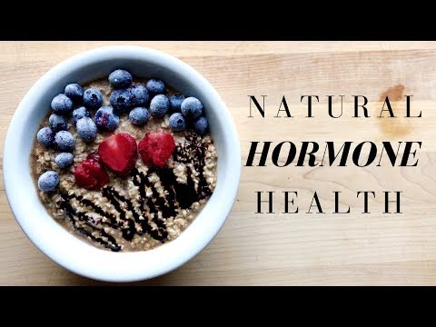 WHAT I EAT IN DAY FOR HORMONE BALANCE