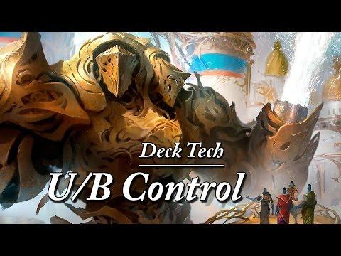 Blue/Black Control Deck Tech