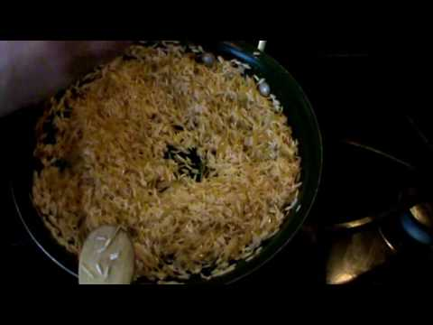 Cook With Me- Homemade Rice-a-Roni