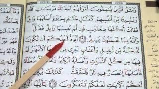 Lessons on Tajweed - Session 53 - Reading Surah al-Baqarah (Verses 265 - 269) - by Shaykh Hosaam