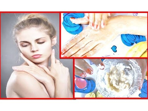 How to make Best Body Massage / Polishing Cream for Fair Glowing Skin at Home