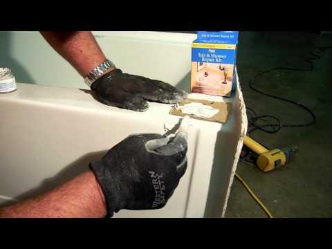 GCP Tub and Shower Repair Kit
