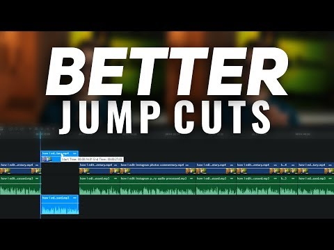 Quick Trick for Better JUMP CUTS
