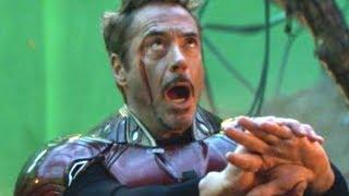Неудачные дубли Мстителей: Финал за которые мы любим актеров еще сильнее