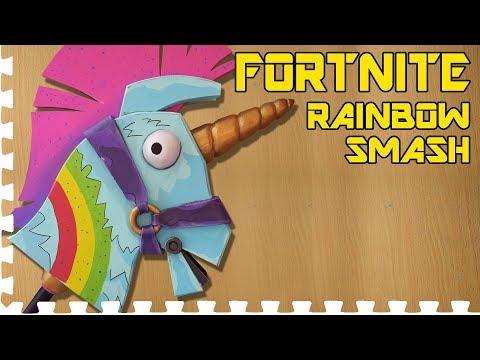 FORTNITE: Rainbow Smash -  Cosplay Prop