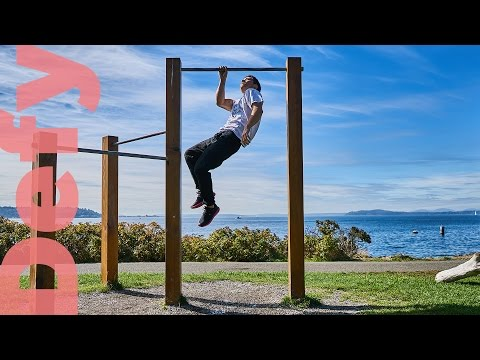 One Arm Pull Up Training for Climbers | #WeDefy Workout